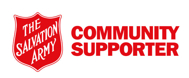 Bunkers Red Cross supporter logo