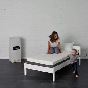 playtime with bunk bed pocket spring mattress