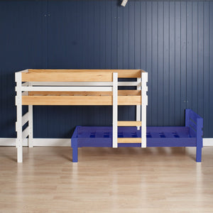 LoLine longwall high bed addition shown in reverse direction