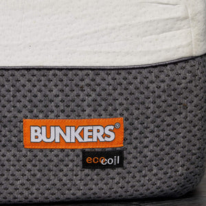 Bunkers EcoCoil Bunk Bed Mattress