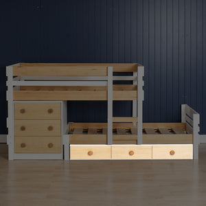 Under bed storage drawers, huge space saving deep drawers.