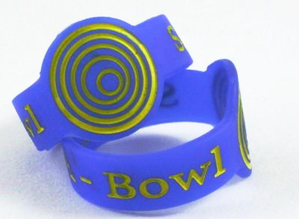 2 Pack Hypnotic(Blue) Bowl Savers for Tobacco Pipes