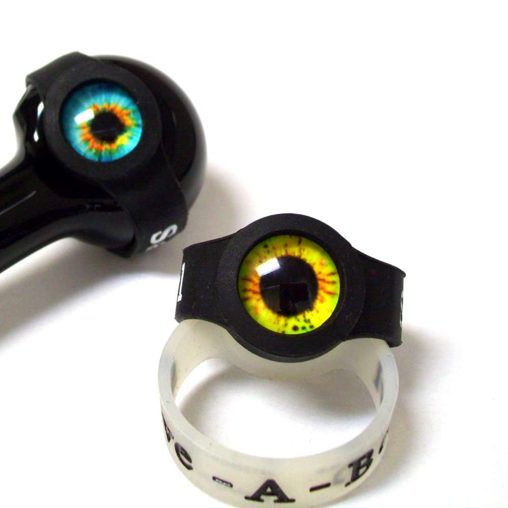 Eyeball Cabochon Save-A-Bowl