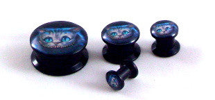 Cheshire Cat Ear Plugs