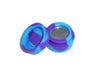 Single Large 35mm Non Stick Silicone Container(blue,green,white)