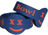 2 Pack x-out Broncos Bowl Savers for Glass Pipes