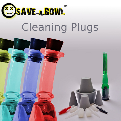 Glass Pipe Cleaning Plugs(Trusty Plugs) -sale