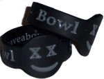 2 Pack x-out Raiders Bowl Savers for Glass Pipes