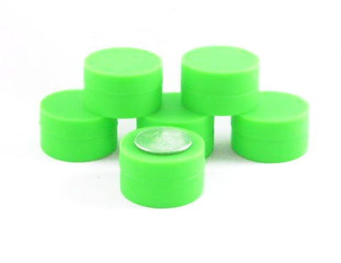 Single Non Stick Silicone Container(Green)