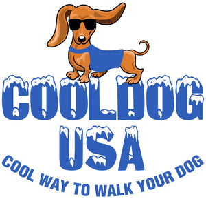 COOLDOG Gel Pack Harness