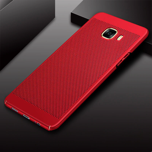 Luxury Carbon Fiber Case For Galaxy S7 Edge