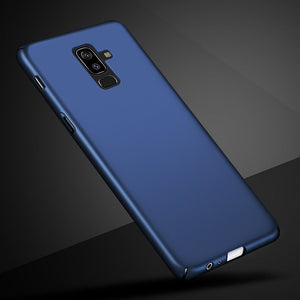 Ultra-Durable Slim Matte Case For Samsung Galaxy J8