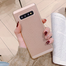Load image into Gallery viewer, Luxury Carbon Fiber Case For Galaxy S10+