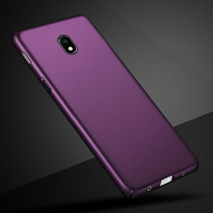 Ultra-Durable Slim Matte Case For Samsung Galaxy J7