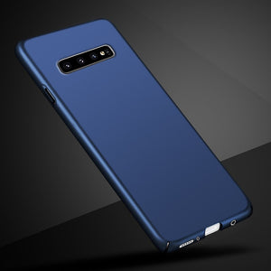 Luxury Ultra-Durable Matte Case For Samsung Galaxy S10+