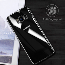 Load image into Gallery viewer, Ultra-Durable Transparent 6D Tempered Glass Case For Samsung Galaxy S8