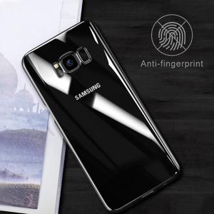 Ultra-Durable Transparent 6D Tempered Glass Case For Samsung Galaxy S8