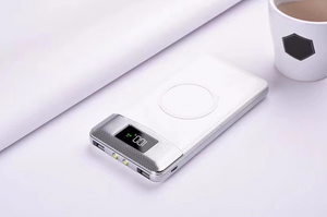Fast-Charging Wireless Powerbank For Samsung Galaxy