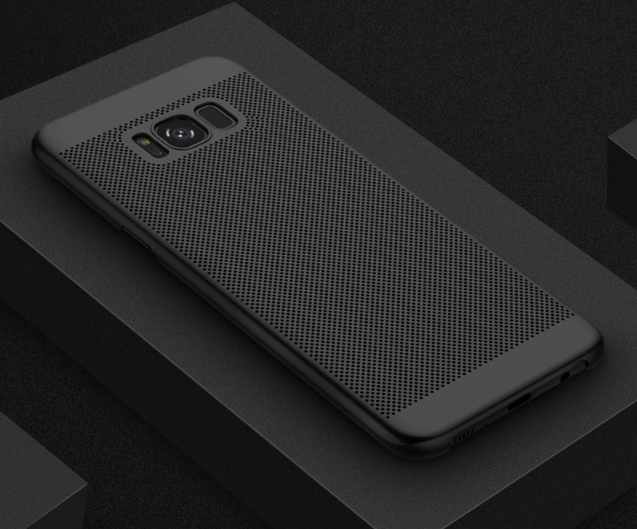 Luxury Carbon Fiber Case For Galaxy S8