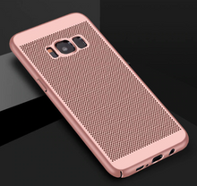 Load image into Gallery viewer, Luxury Carbon Fiber Case For Galaxy S8