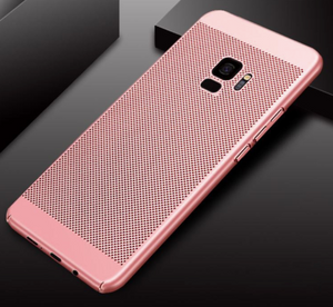 Luxury Carbon Fiber Case For Galaxy S9+