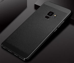 Carbon Fiber Luxury Case For Galaxy S9 / S9+