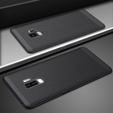 Load image into Gallery viewer, Carbon Fiber Luxury Case For Galaxy S7 Edge