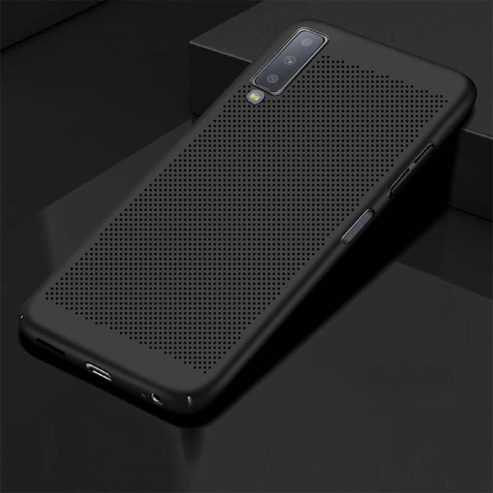Luxury Carbon Fiber Case For Galaxy A9