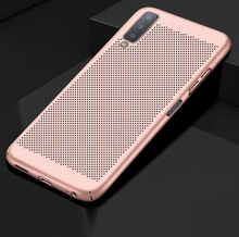 Load image into Gallery viewer, Luxury Carbon Fiber Case For Galaxy A9