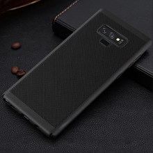 Load image into Gallery viewer, Luxury Carbon Fiber Case For Galaxy Note 9