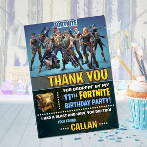 Fortnite Thank You