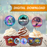 Fortnite Stickers