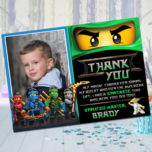 Ninjago Lloyd Thank You