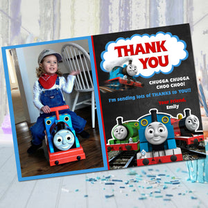 Thomas The Train Thank You