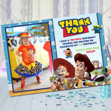 Toy Story Thank You