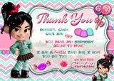 Vanellope Thank You