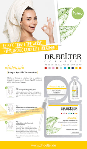 Dr Belter Aqua Silk Treatment Set