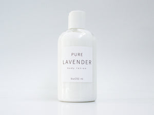 Pure Lavender Body Lotion