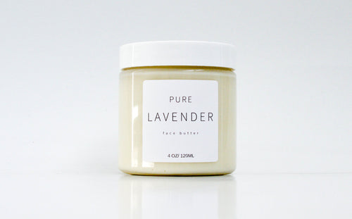 Pure Lavender Face Butter