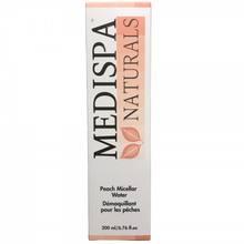 Load image into Gallery viewer, Medi Spa Naturals Peach Micellar Water