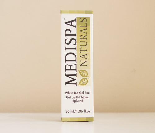 Medi Spa Naturals White Tea Gel Peel