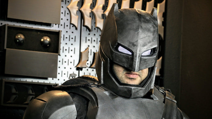 Batman v Superman: Dawn of Justice EVA Foam Armor – FINISHED!