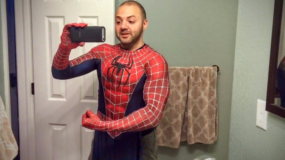 Muscle Suit Makes All the Difference for Cosplay
