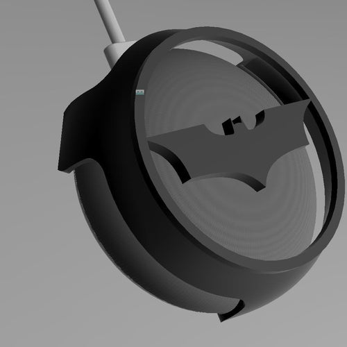 3D PRINTABLE Digital STL File | Batman TDK Google Home Mini Cover - SuperheroDIY