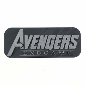 Avengers Endgame 3D Wall Art - SuperheroDIY