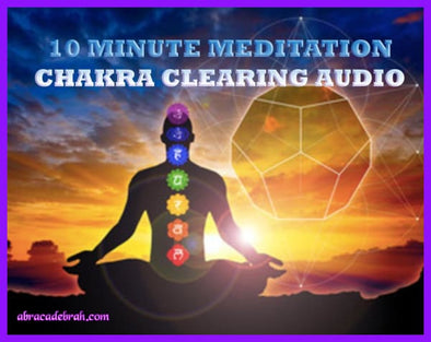 10 Minute Meditation Chakra-Clearing Charka Clearing