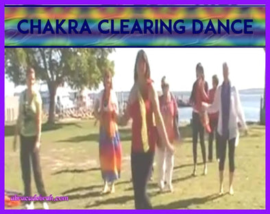 5 Minute Daily Chakra Dance -Music Video Download Music