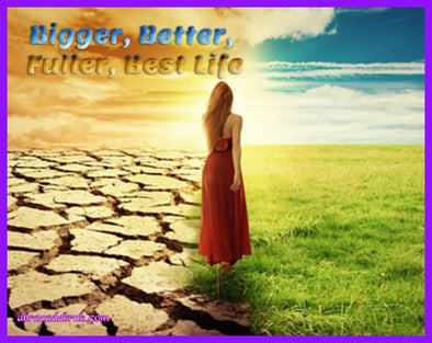 Bigger Better Fuller Best Life Mediation Clearing