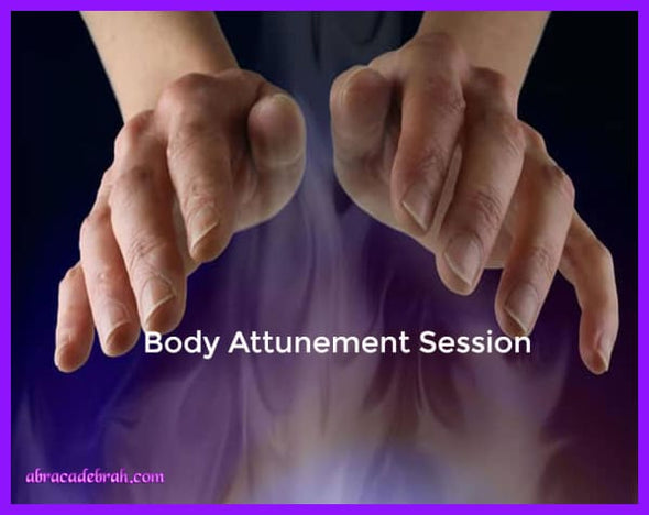 Body Attunement Session Live
