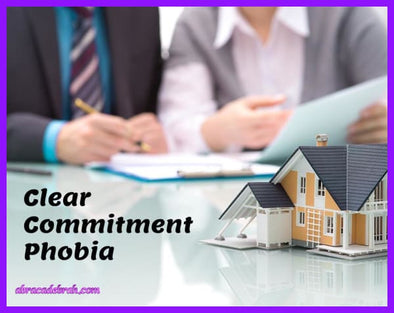 Clear Commitment Phobia Mediation Clearing